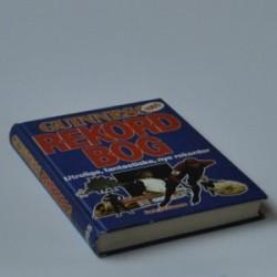 Guinness Rekordbog 1985 - utrolige, fantastiske, nye rekorder