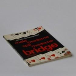 Meld moderne - spil moderne Bridge