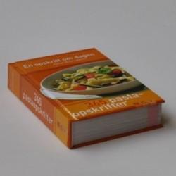 365 Pastaopskrifter - En opskrift om dagen