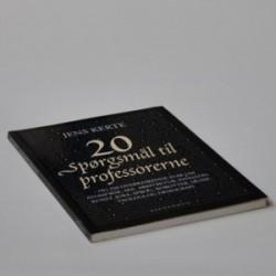 20 spørgsmål til professorerne - og 220 overraskende svar