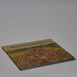 Renæssancens byer - Den Gamle By skriftrække bind X