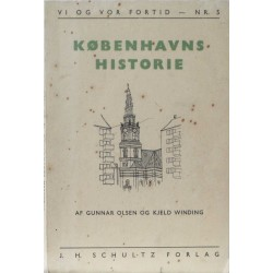 Vi og Vor Fortid nr. 5 – Københavns Historie