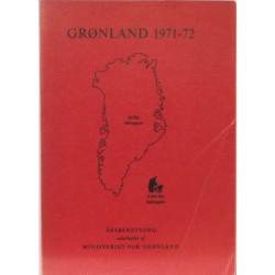 Grønland 1971-72