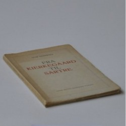 Fra Kierkegaard til Sartre