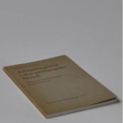 Arbejdsbegrebet i den pædagogiske filosofi - Georg Kerschensteiners dannelsesteori