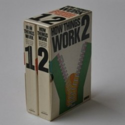 How Things Work - The universal Encyclopedia of Machines 1-2