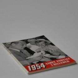 Aaret fortalt i billeder 1954