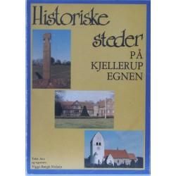 Historiske steder på Kjellerupegnen