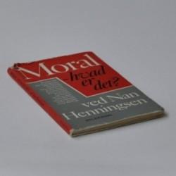 Moral - hvad er det? - en interview-serie