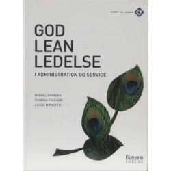 God Leanledelse – I administration og service