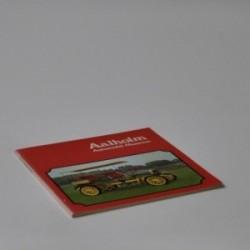 Aalholm Automobil Museum - udstillingskatalog