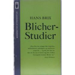 Blicher-Studier