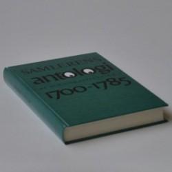 Antologi af nordisk litteratur bind 4 - perioden 1700-1785