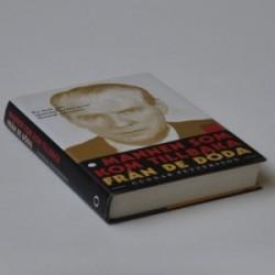 Mannen som kom tillbaka från de døda - en bok om skandalförfatteren Gustaf Erichsson