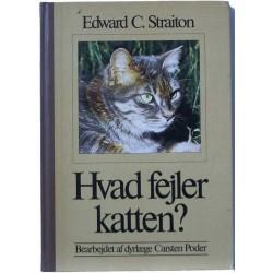 Hvad fejler katten?