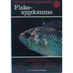 De små akvariebøger 17 – Fiske-sygdomme