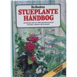 Bo Bedres Stueplante Håndbog