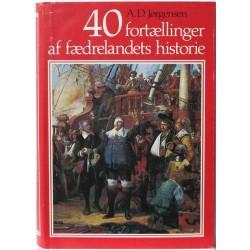 40 fortællinger af fædrelandets historie