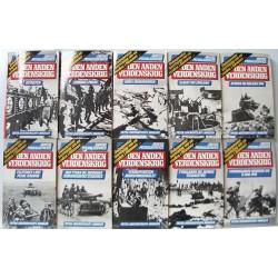 Den Anden Verdenskrig. Bind 1-10.