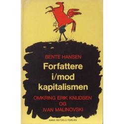 Forfattere i/mod kapitalismen