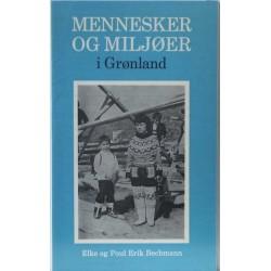 Mennesker og miljøer i Grønland