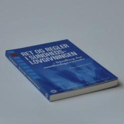 Ret og regler i sundhedslovgivningen - håndbog for sundhedspersonale