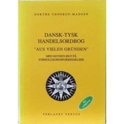 Dansk-Tysk Handelsordbog