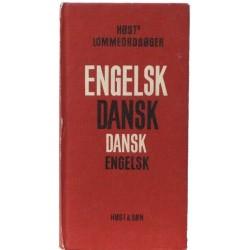 Engelsk Lommeordbog