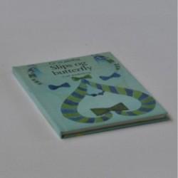 Slips og butterfly - del af Gi' en gavebog-serie