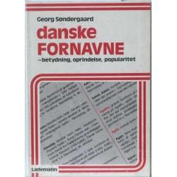 Danske Fornavne