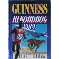 Guinness Rekordbog 1989