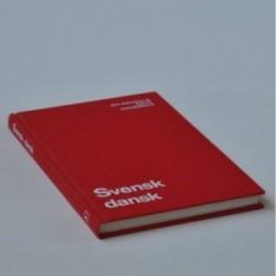 Gyldendals røde ordbog- svansk/dansk
