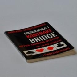 Danmarks Bridgeforbund's grundkursus i kontraktbridge efter Gorens system