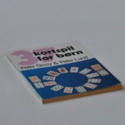 37 kortspil for børn