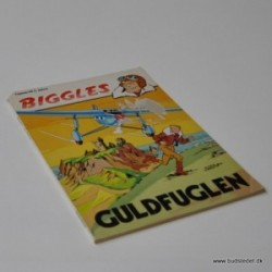Biggles 2 - Guldfuglen