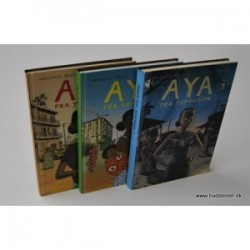 Aya fra Yopougon 1-3