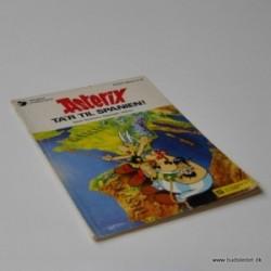 Asterix 14 - Asterix ta'r til Spanien