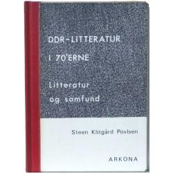 DDR – Litteratur i 70'erne