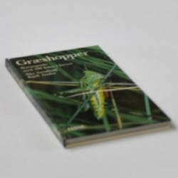 Græshopper - naturguide med 108 fotos i farver