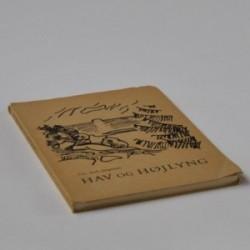Hav og højlyng - digte fra Bornholm 1926-1967