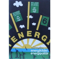 Energi 6 – Alternative energikilder og -politik