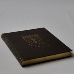 Bibelen i billeder - gengivelse af berømte kunstværker med motiver og bibeltekster fra det gamle og det nye testamente