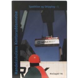 Spedition og Shipping. Bind 1. Handelsskolens Kontoruddannelse.