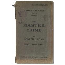 The Master Crime