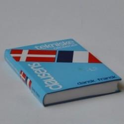Dansk-fransk teknisk ordbog