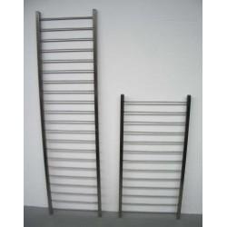 Espalier - rustfrit stål - 2 stk