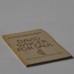 David synger for Saul