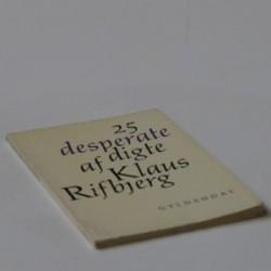 25 desperate digte