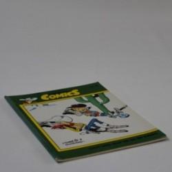 Albumklubben Comics 33 - Lucky Luke: Billy the Kid for eskorte