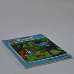 Albumklubben Comics 10 - Splint & Co.: Arvestriden